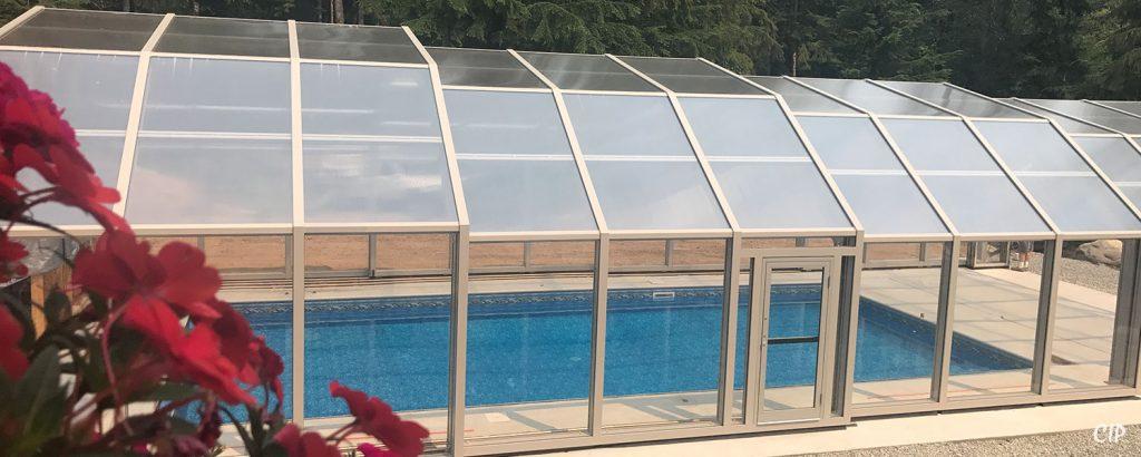 Retractable Pool Enclosures banner img uk