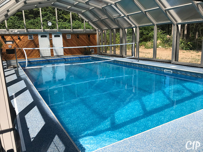 automatic pool enclosures