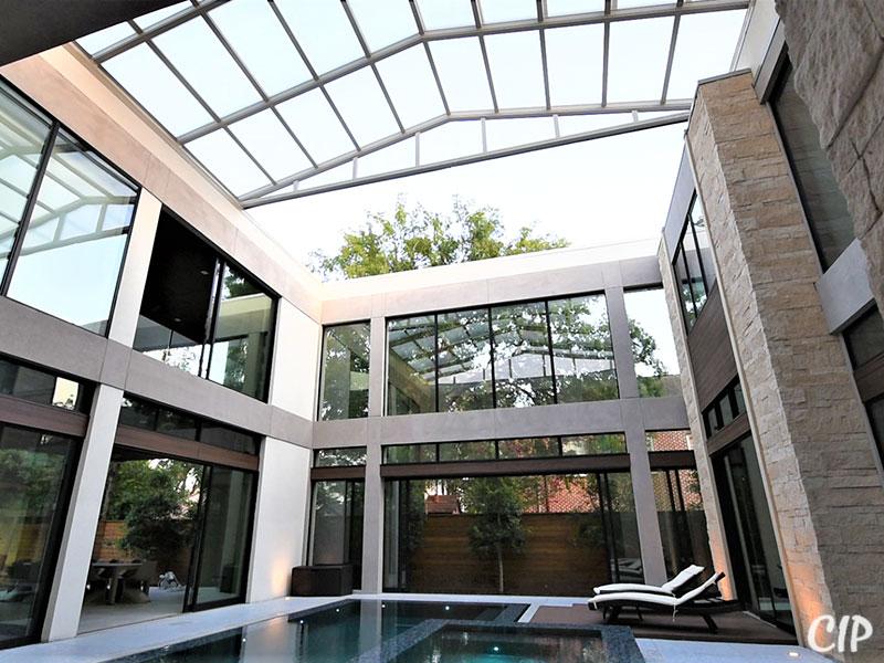 UK Fixed Pool Enclosures