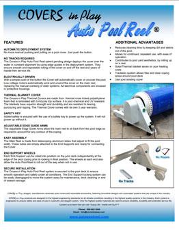 Auto Pool Reel Brochure Page Back