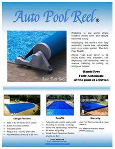 Automatic Pool Roller Brochure Page 1 1